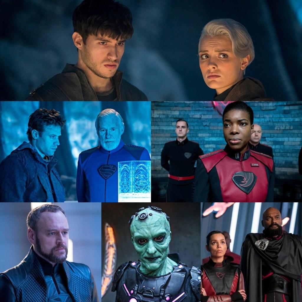 krypton-cast