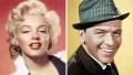 Marilyn Monroe and Frank Sinatra