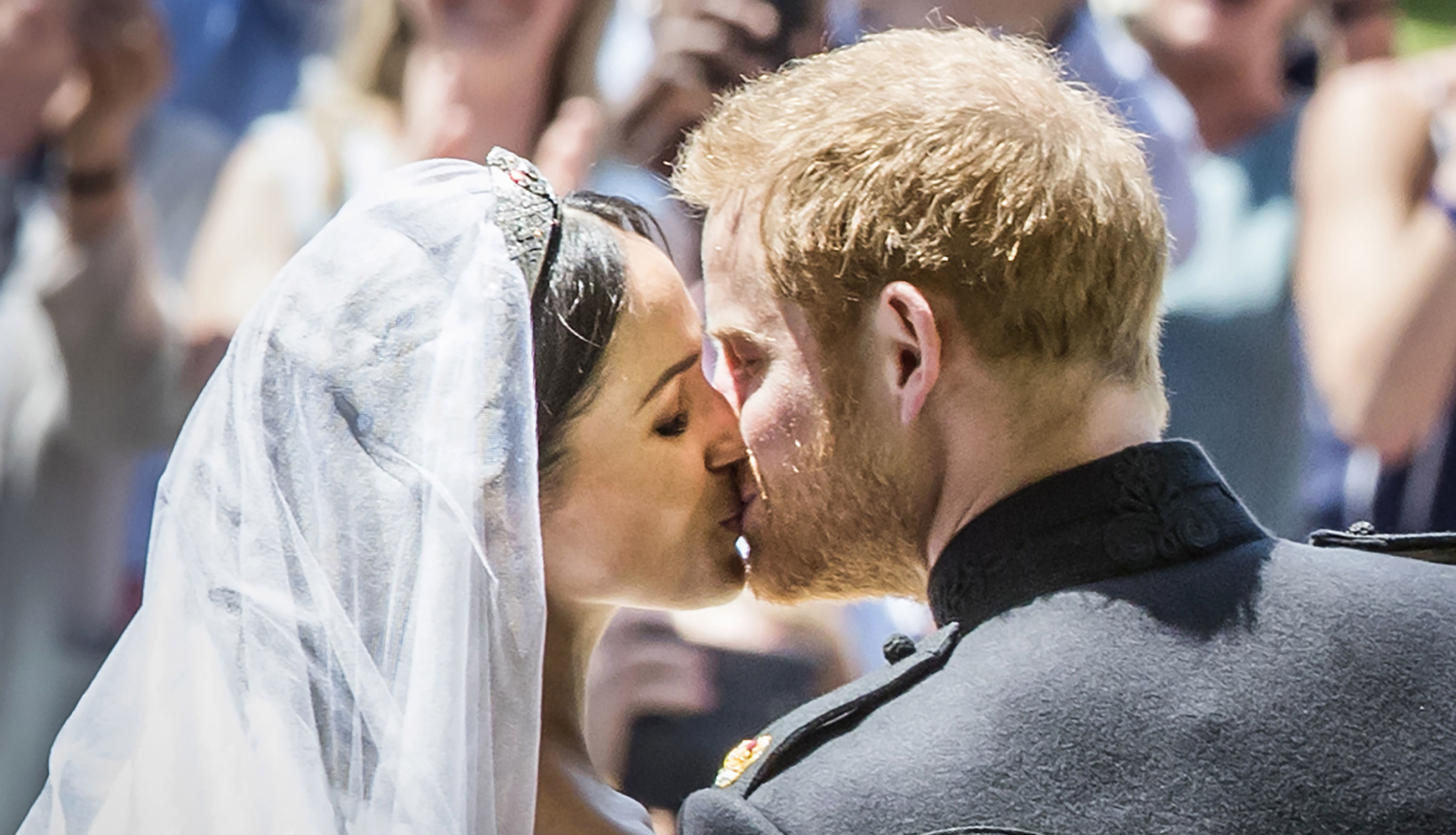 Meghan Markle Gushes That She Wanted Her Royal Wedding to Prince Harry to Feel 'Intimate'