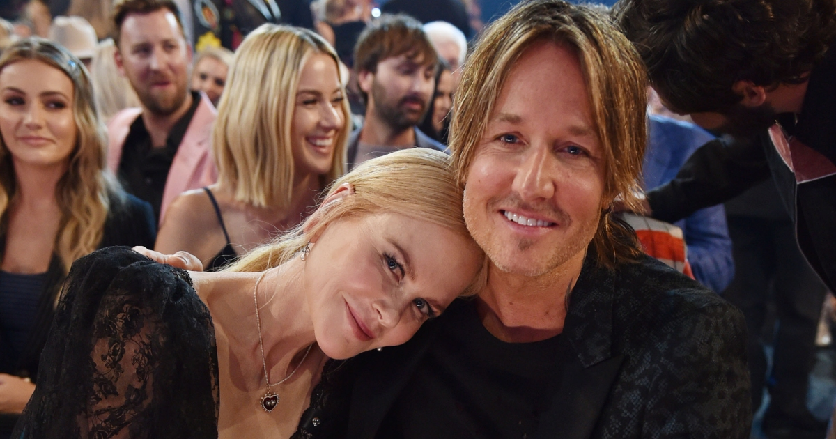 Nicole Kidman Keith Urban Anniversary: Nicole Kidman And Keith Urban Celebrate 13th Wedding
