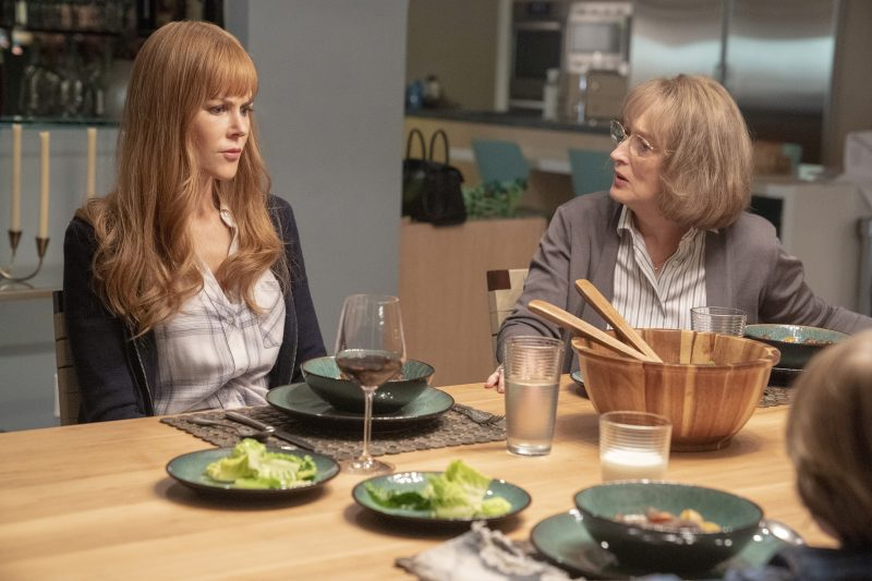 Meryl Streep Nicole Kidman Big Little Lies Season 2