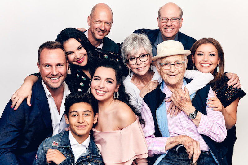 'One Day at a Time' Cast
