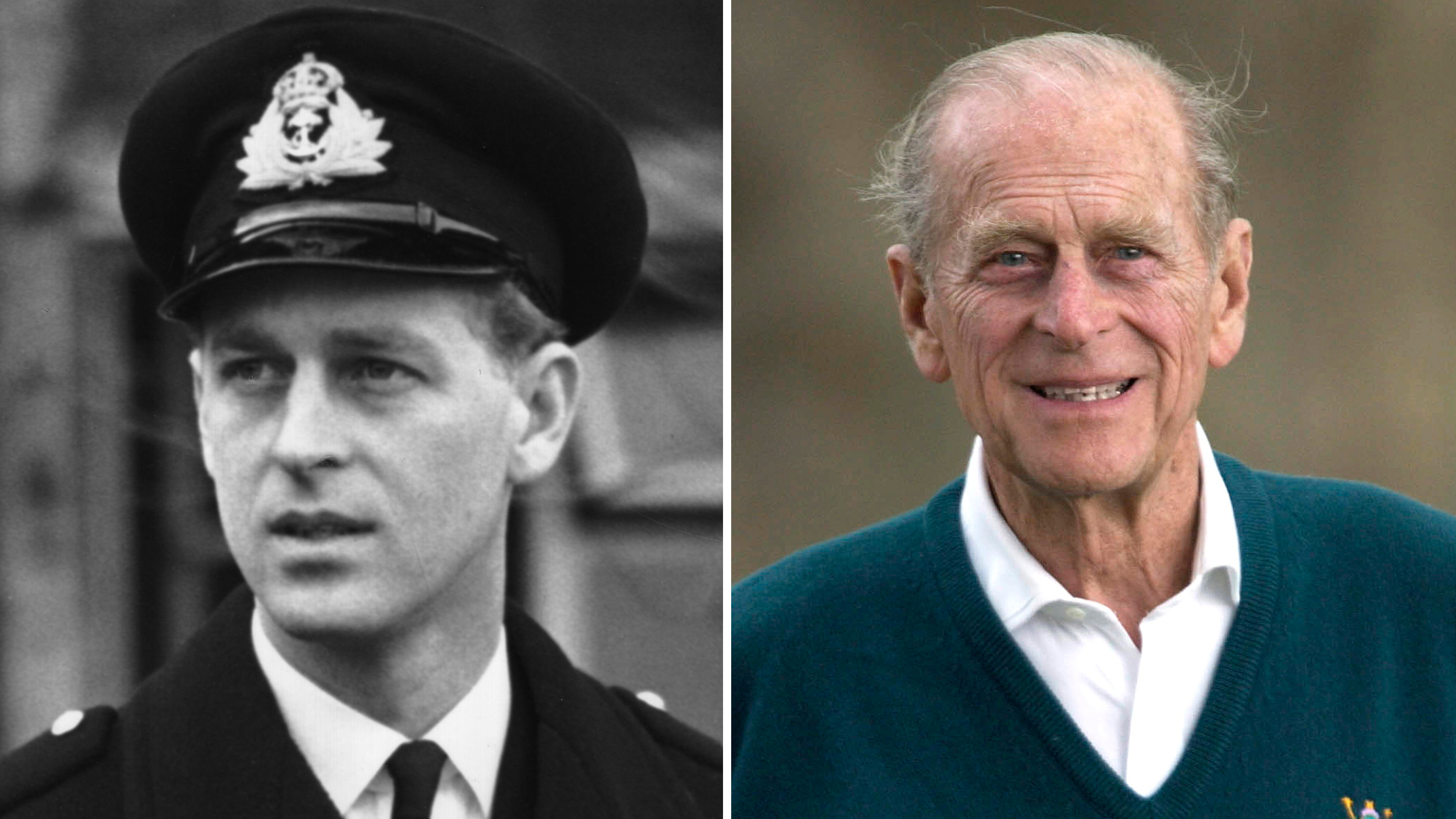 Prince Philip Young Photos See The Royal Through The Years
