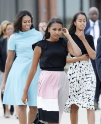 sasha-obama-pope-francis-visit