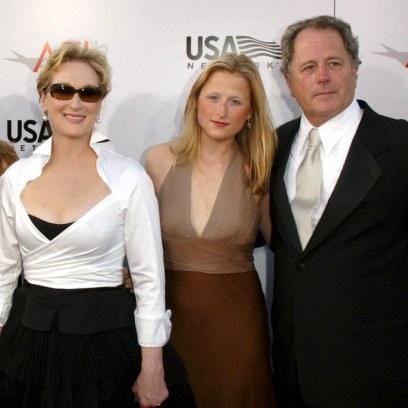 Meryl Streep and her family