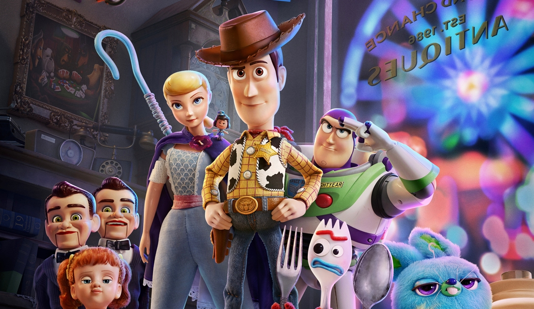 Toy Story 4 Cast Meet The Voices Behind All The Toy Characters
