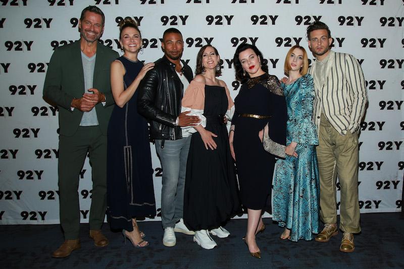 Younger Star Debi Mazar On Kids Husband And Madonna