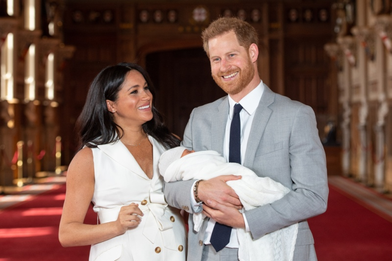 Prince Harry Meghan Markle Archie