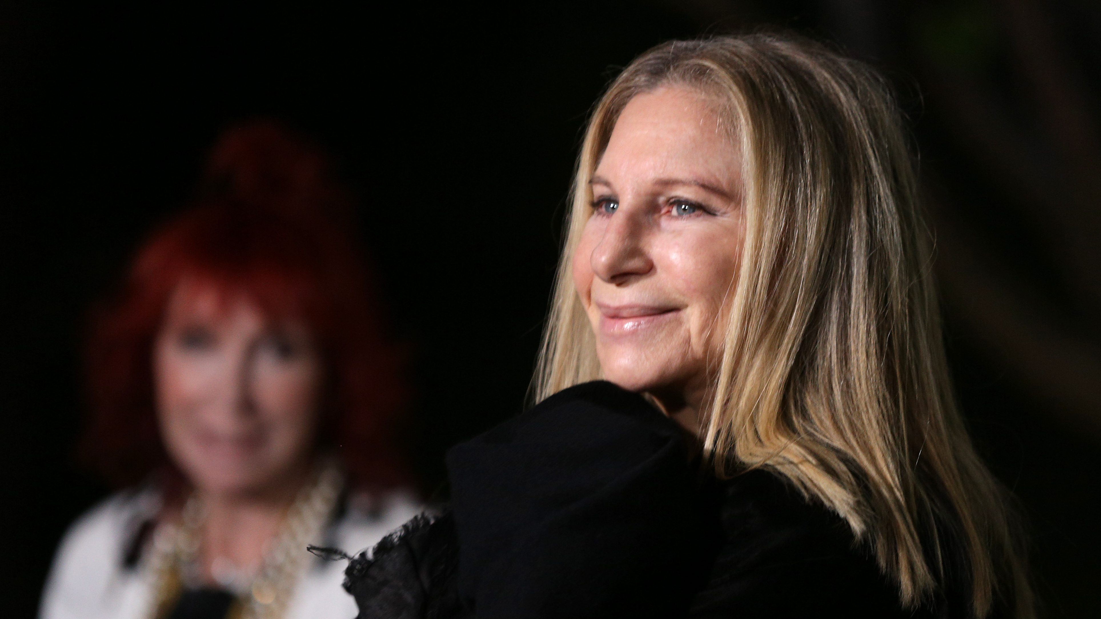 Barbra Streisand Doesn't Find Singing 'Cathartic': 'If I Sang Happy Birthday I Would Sound Lousy'