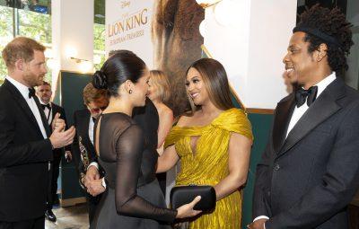 Prince Harry Meghan Markle Beyonce
