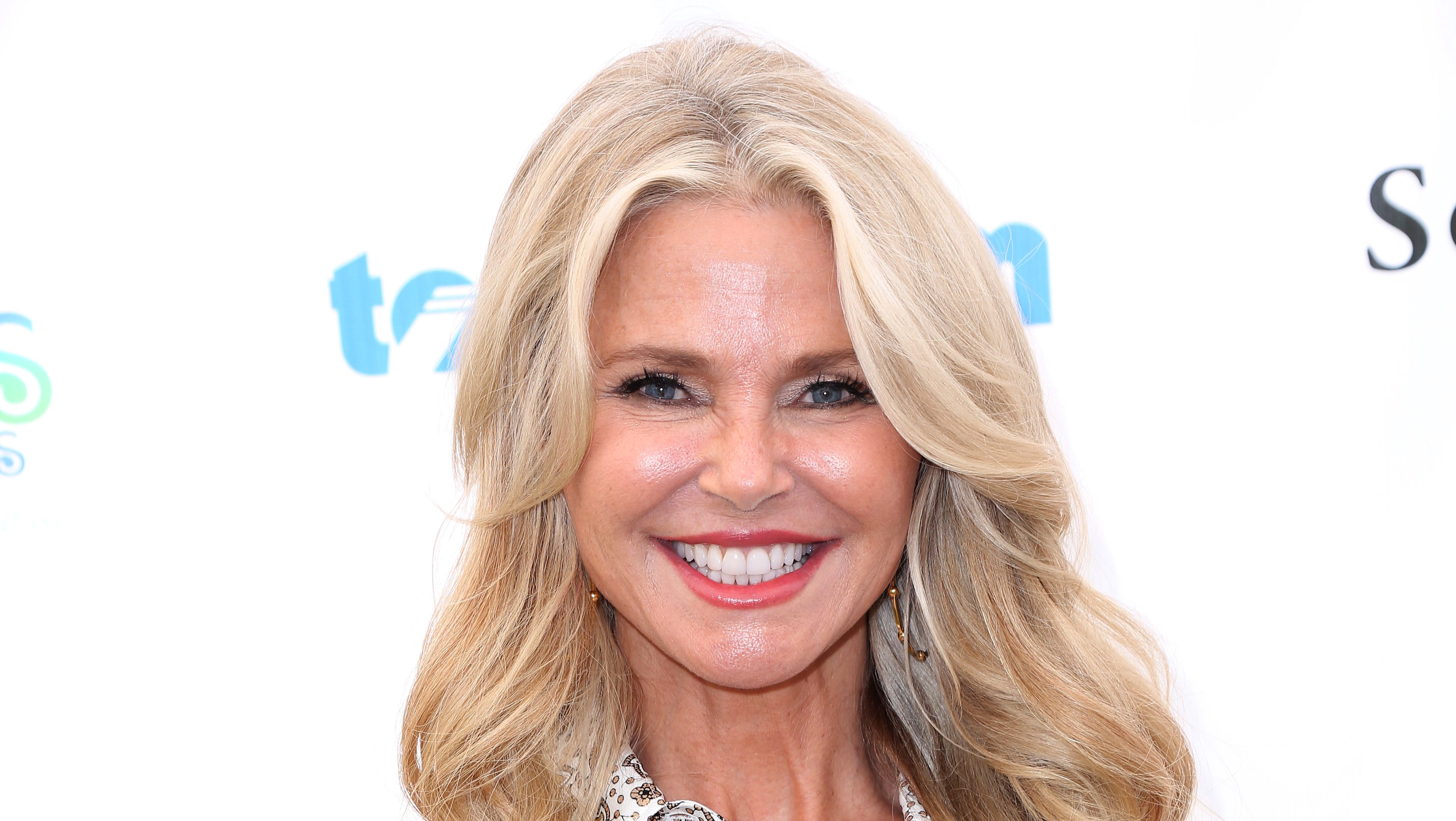 Christie Brinkley, 65, Celebrates America and Shows Off Figure in Patriotic Swimsuit — Take a Look!