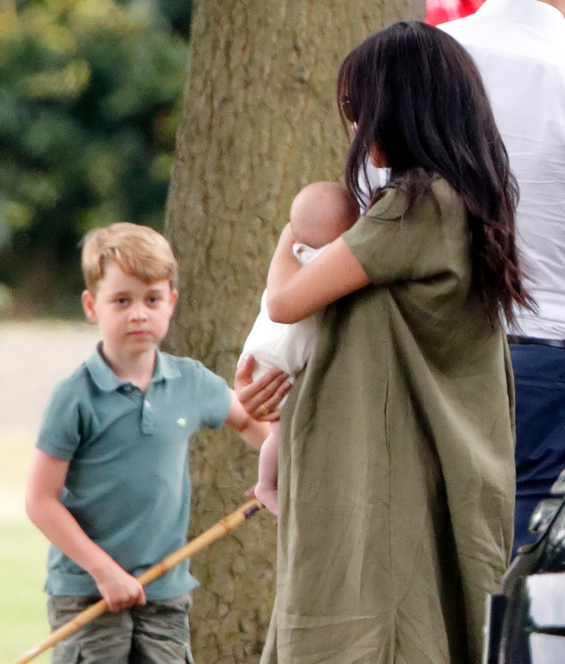 Prince George And Princess Charlotte Are Bonding With