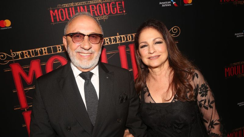 Gloria Estefan's Husband Emilio Reveals the Secret to Their 40-Year Marriage: 'You Say Yes to Your Wife'