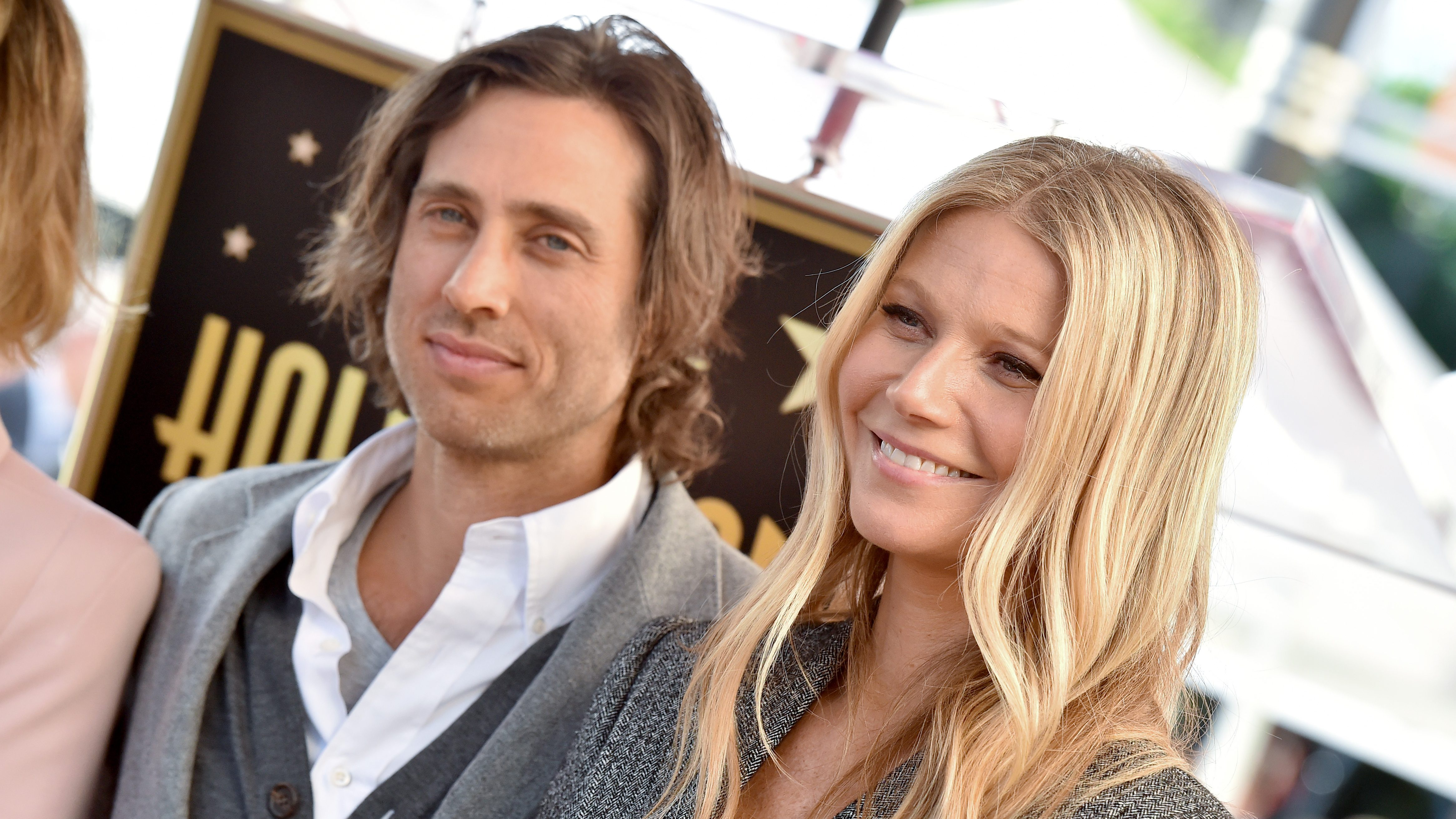 Gwyneth Paltrow's Husband Brad Falchuk Calls Her 'Mean' for Sharing Sexy Pic While They're Apart