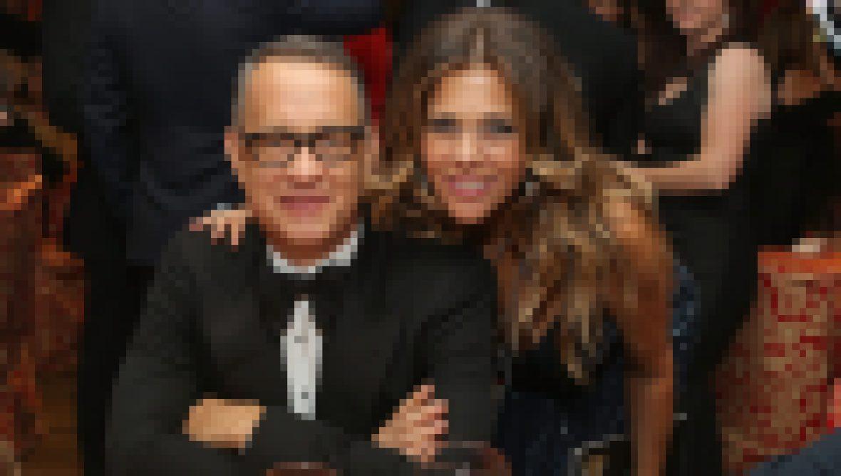 Tom Hanks Rita Wilson