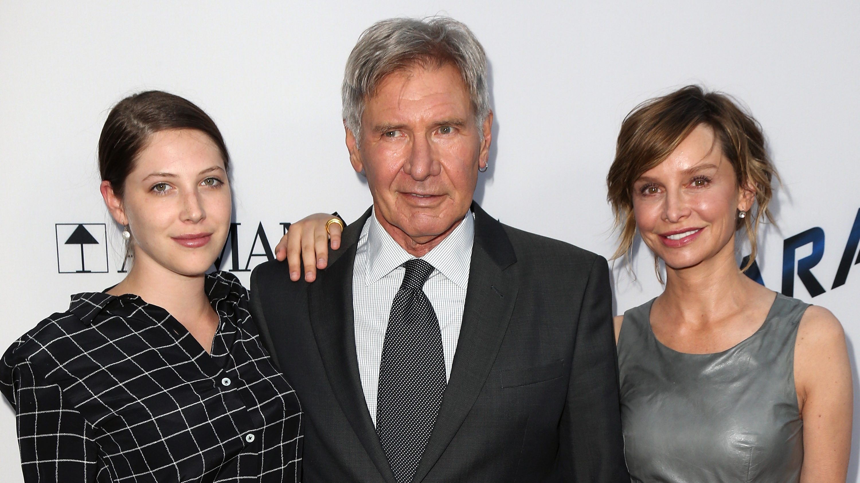 Harrison Ford S Kids Meet The Indiana Jones Star S 5 Children