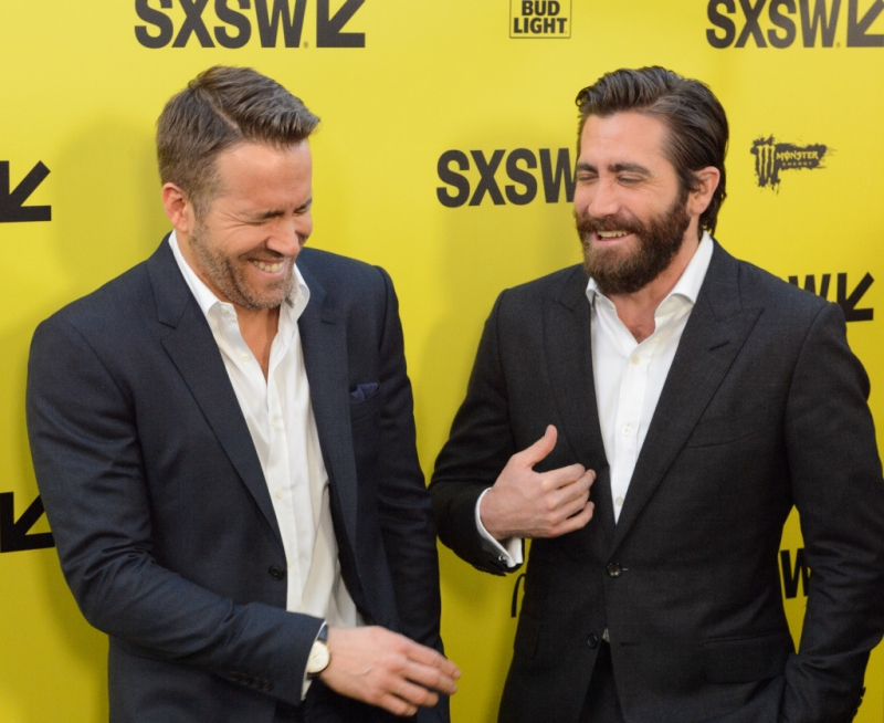 Jake Gyllenhaal Ryan Reynolds