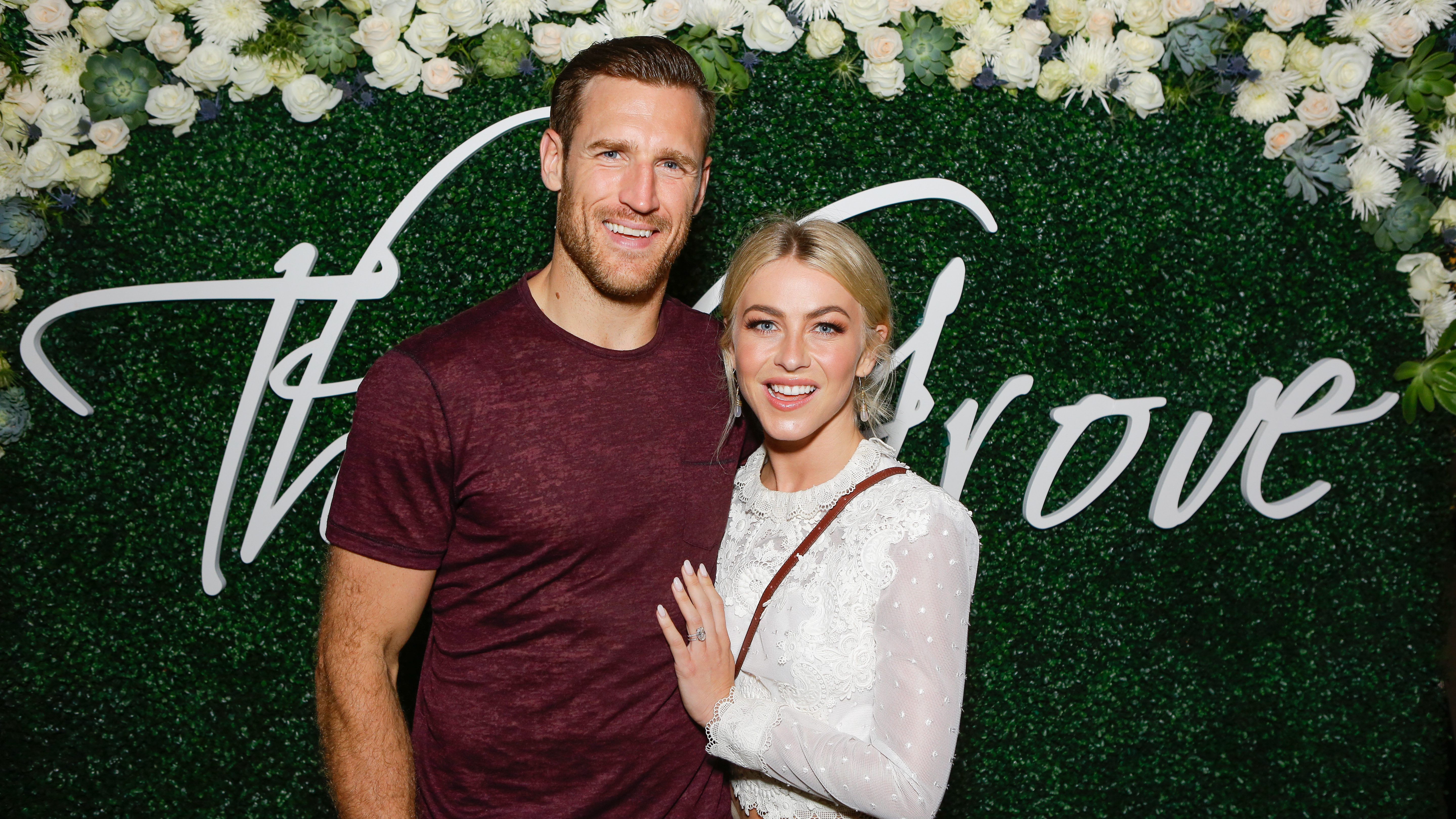 Brooks Laich Wishes 'Amazing Wife' Julianne Hough a Happy Birthday: 'I Love You More Than You'll Ever Know!'