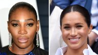 Serena Williams Meghan Markle