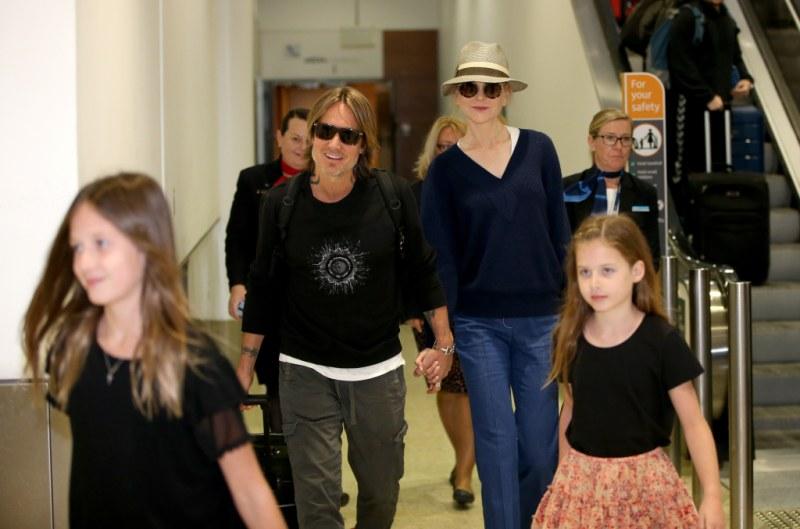 Nicole Kidman Keith Urban Kids