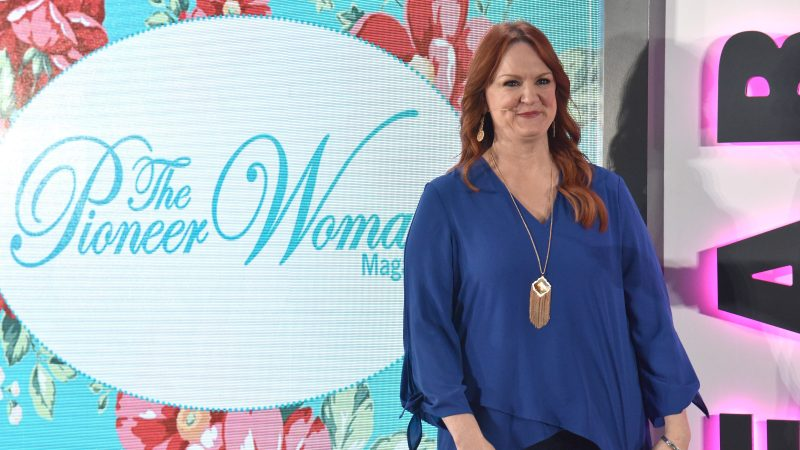 Ree Drummond Reveals the Cover of Her Latest Cookbook: 'New Food, New Frontier!'