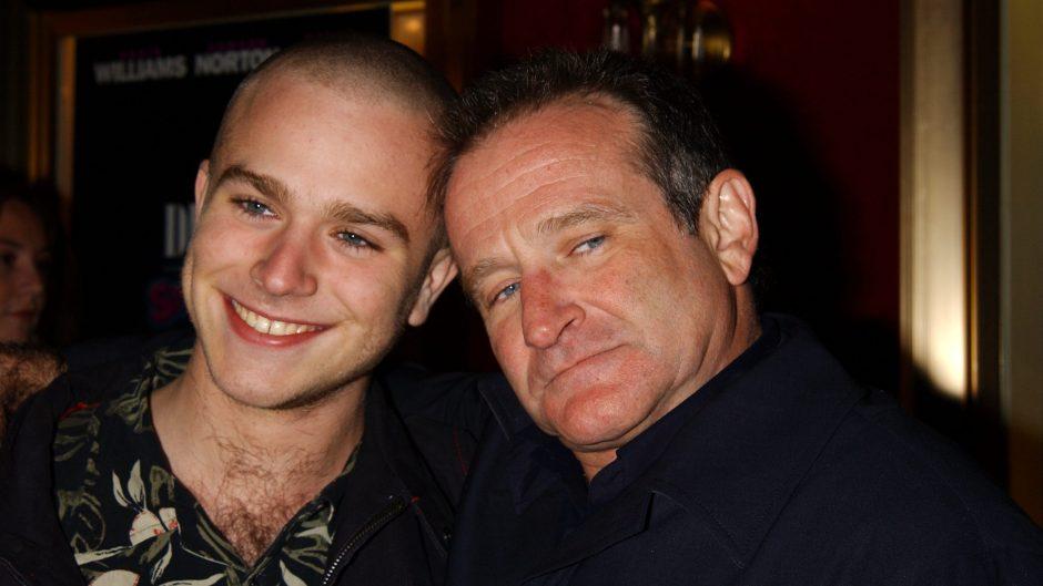 Robin Williams Zachary Williams