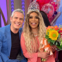 Wendy Williams and Andy Cohen