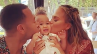 Chrissy Teigen and John Legend's Son Miles