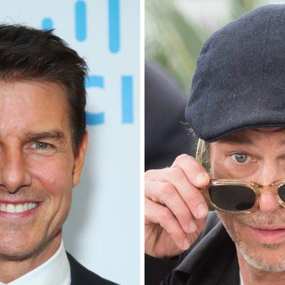 Brad Pitt Tom Cruise