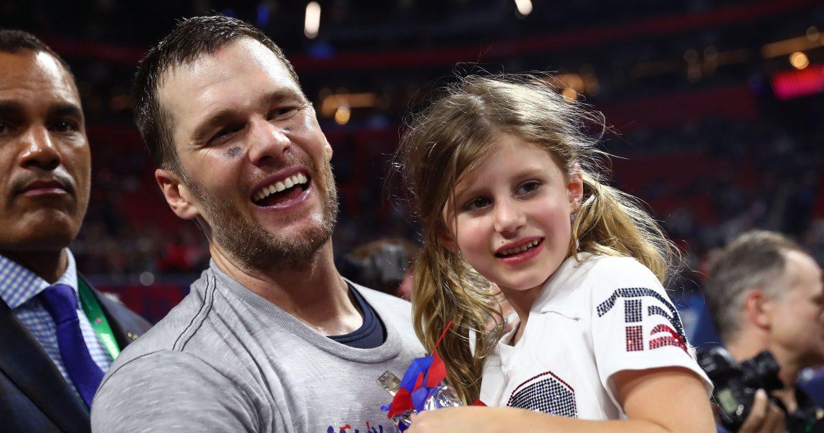 Tom Brady in Costa Rica: Star Calls Daughter 'Cutest Workout Partner'
