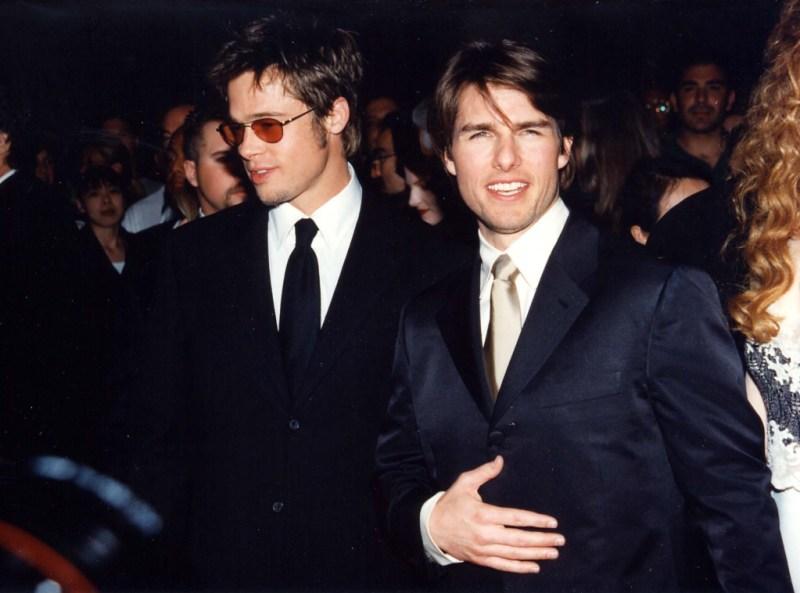 Tom Cruise Brad Pitt