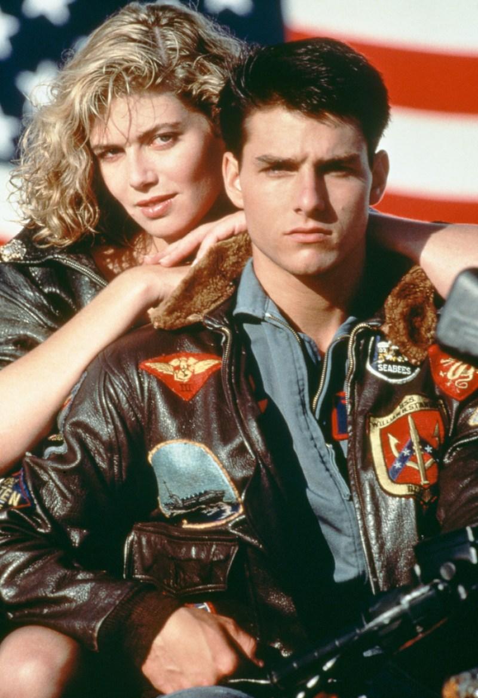 Kelly McGillis Tom Cruise