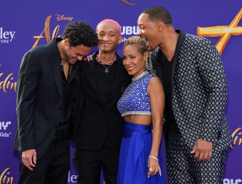 Will Smith Family