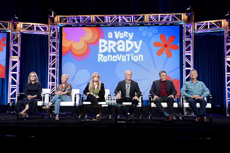 'A Very Brady Renovation' cast