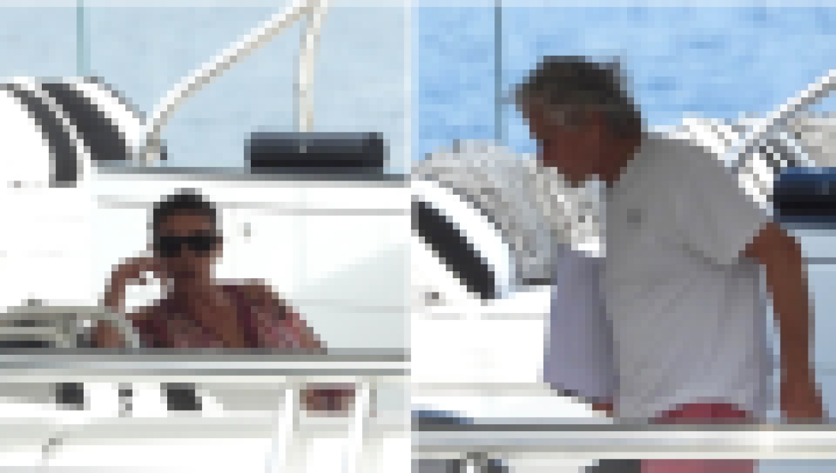 catherine-zeta-jones-michael-douglas-yacht-portofino-vacation