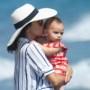 eva-longoria-jose-baston-baby-santiago-beach-marbella-vacation-spain
