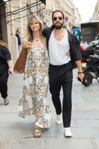 heidi-klum-tom-kaulitz-paris-outing-Boulevard-st-Honore-walk