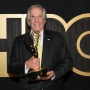 Henry Winkler holding an Emmy after winning big at the 2018 Emmys