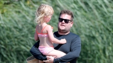 james-corden-wife-julia-carey-kids-enjoy-italy-vacation