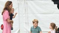 kate-middleton-prince-george-princess-charlotte-royal-family-king-power-royal-charity-polo-match