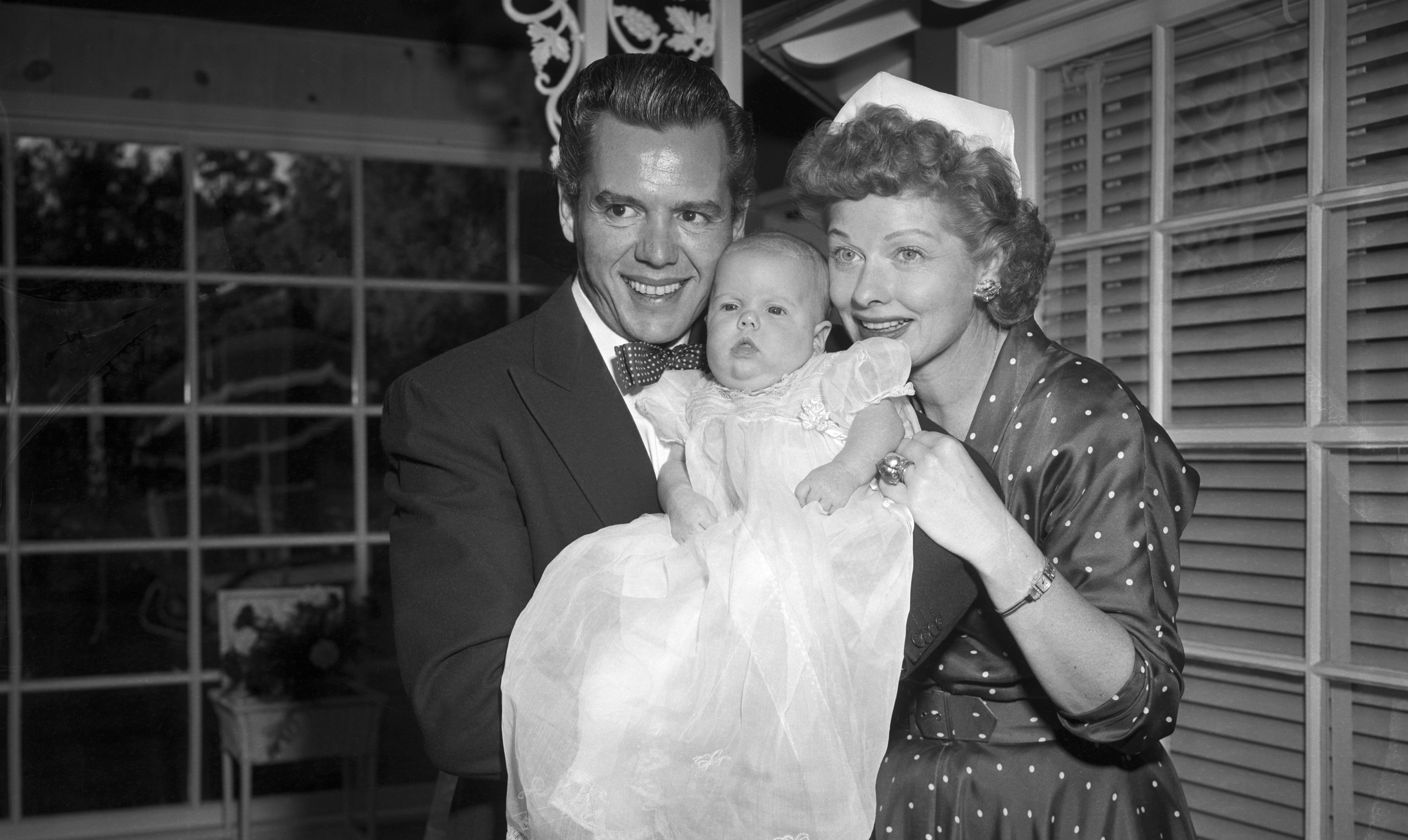 Lucille Ball and Desi Arnaz's Daughter Talks Legacy of 'I Love Lucy'