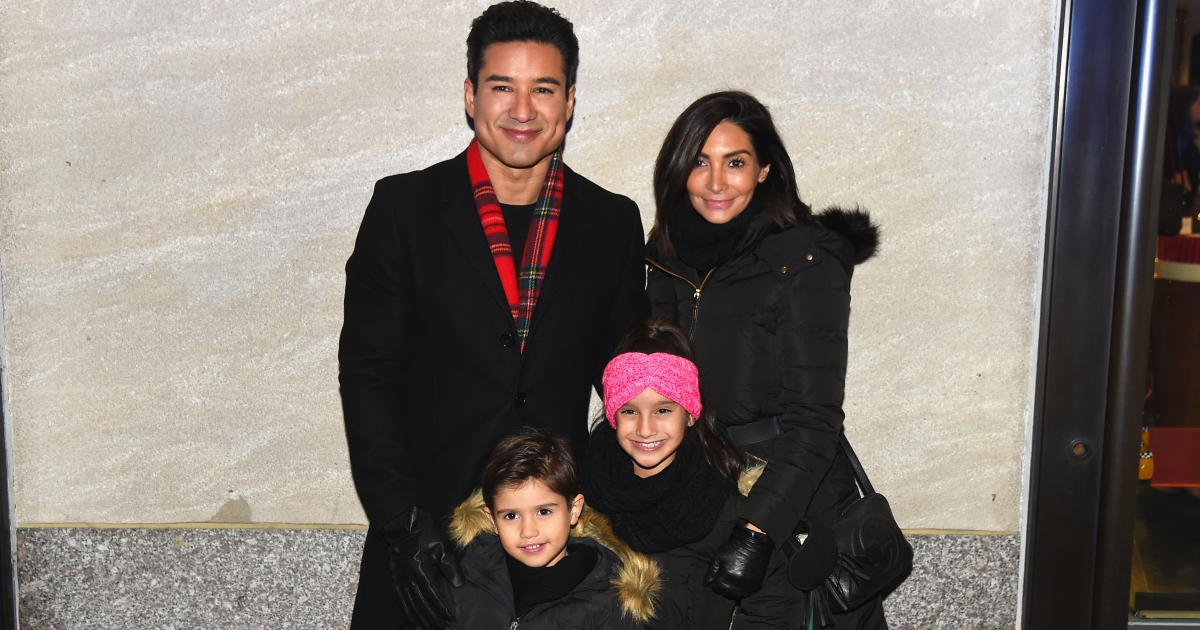 How Mario Lopez And Wife Courtney Keep Romance Alive With 3 Kids