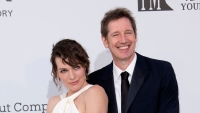 Milla Jovovich and Paul WS Anderson