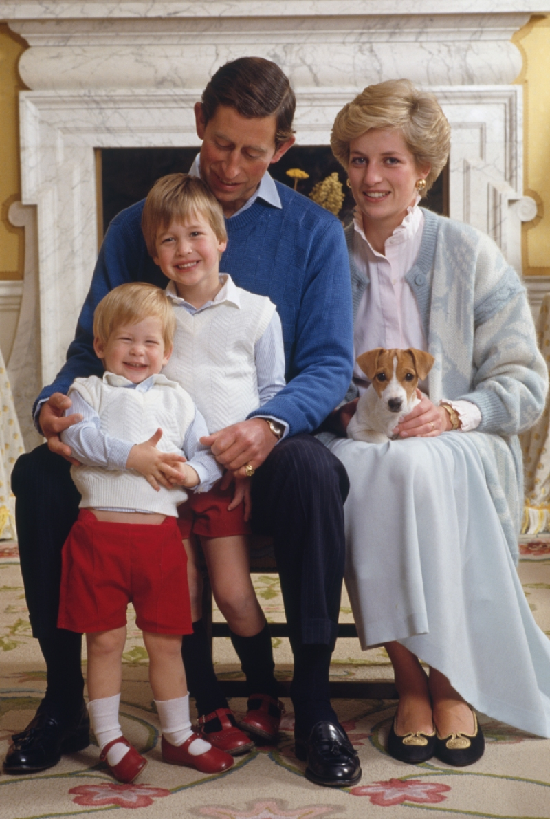 princess-diana-family
