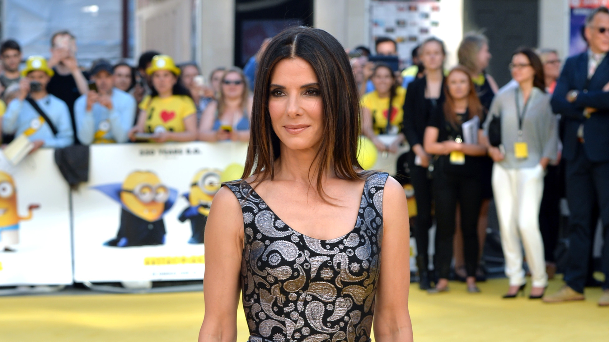 Sandra Bullock Adopts Dog Nearly 1 Year After 2 Former Dogs Die