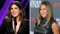 Sandra Bullock and Jennifer Aniston