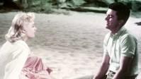 Sandra Dee and James Darren in 'Gidget'