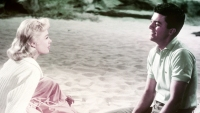 Sandra Dee and James Darren in 'Gidget'