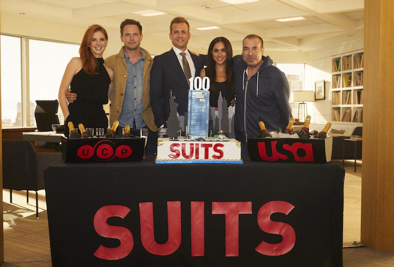 'Suits' Cast