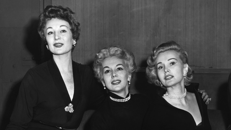 The Gabor Sisters: Everything to Know About the Hollywood Trio's Money, Marriages and Madness